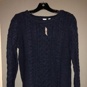 Women's cable sweater - Gap - NWT